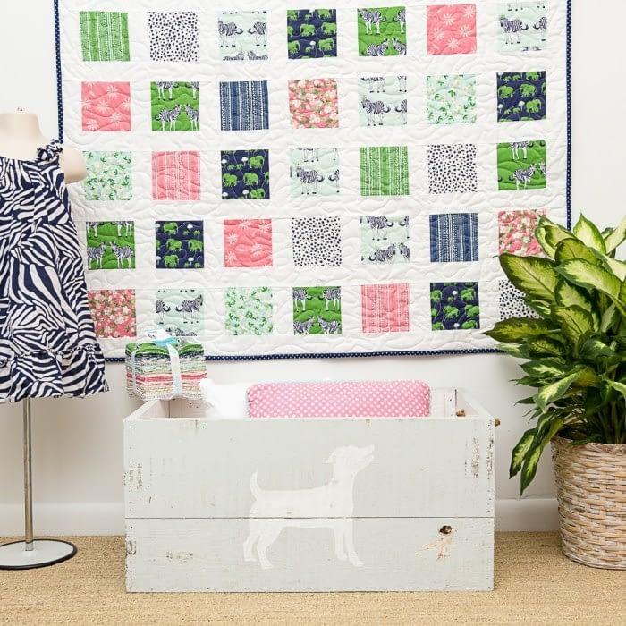 фото лоскутных одеял квадраты