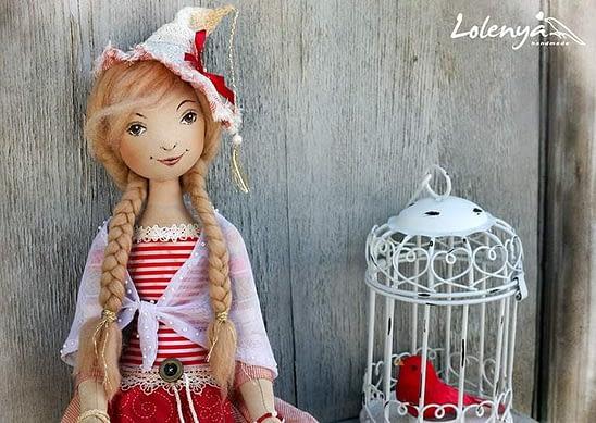 кукла Ольга Абакумова