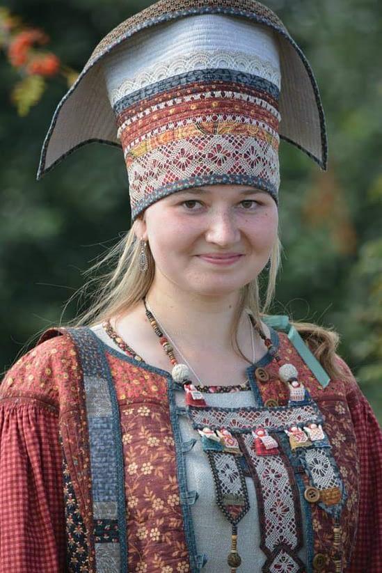 Ксения Шлякова в Суздале